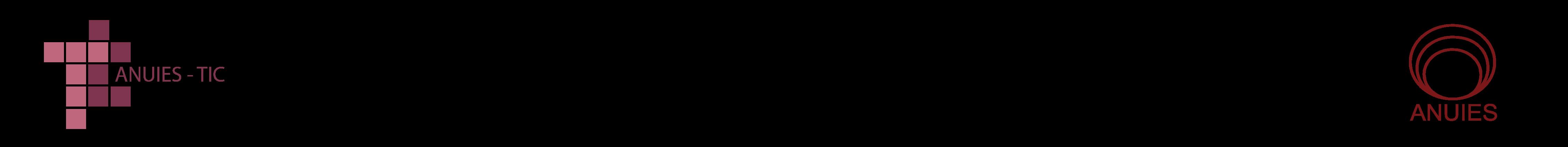 Comité ANUIES-TIC logo