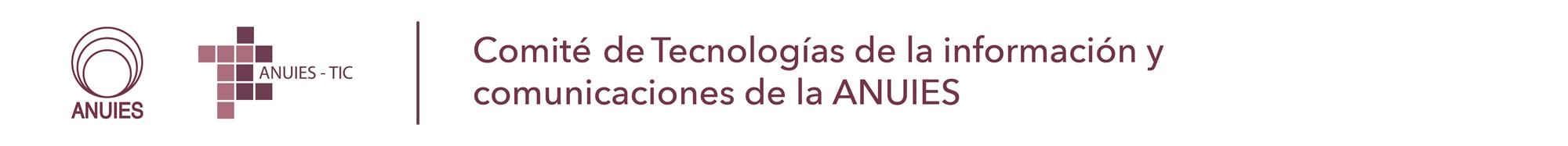 Comité ANUIES-TIC