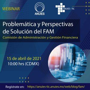 """Sesión introductoria de preguntas a """"Problemática y Perspectivas de Solución del FAM"""""""